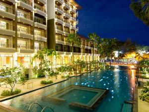 芭堤雅迎世海灘度假酒店及水療中心(Pattaya Welcome World Beach Resort & Spa)