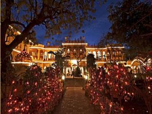 齊普爾阿爾斯薩爾哈維利喜來得酒店(Alsisar Haveli – A Heritage Hotel Jaipur)