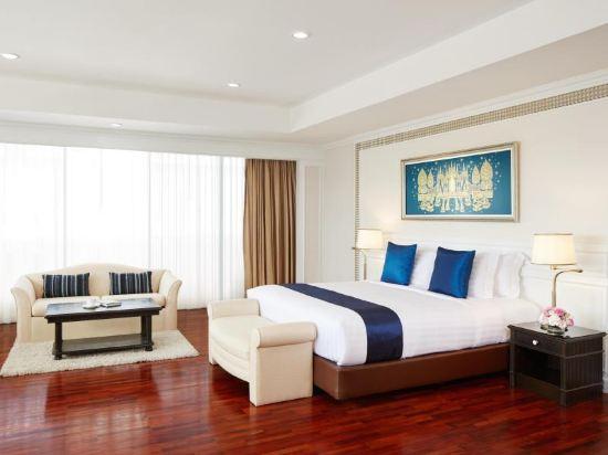 是隆中央酒店(Centre Point Silom)湄南至尊豪華房