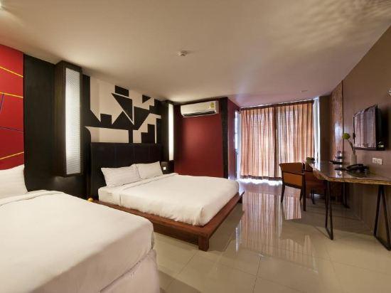曼谷自我風格酒店(MeStyle Place Bangkok)標準三人房
