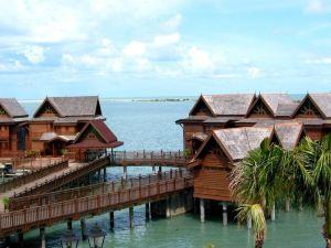蘭卡威礁湖度假村海村私人度假屋(Sea Village Private Unit @ Langkawi Lagoon Resort)