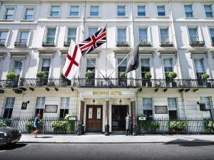 倫敦布朗酒店(Rocco Forte Brown's Hotel London)