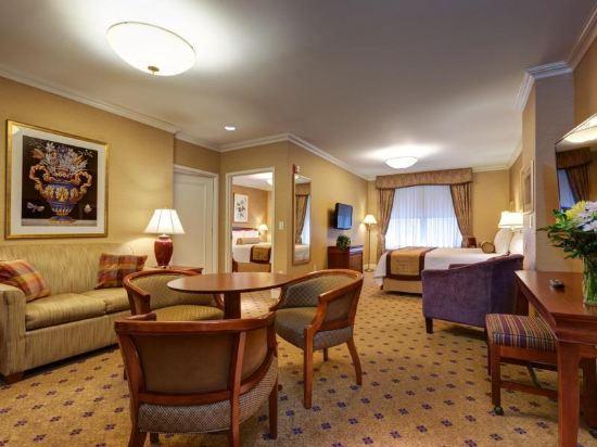 惠靈頓酒店(Wellington Hotel)豪華一卧套房