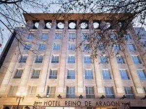 阿拉貢斯肯瑞諾酒店(Silken Reino de Aragón)