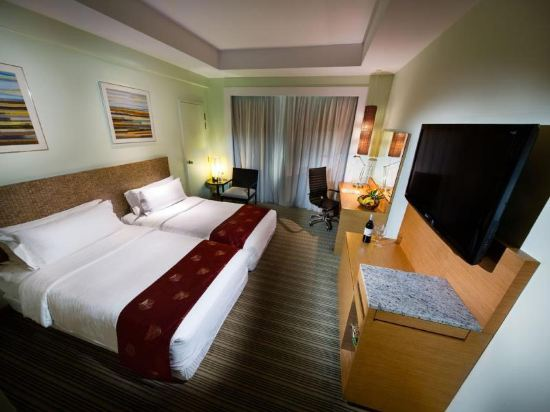 新加坡悅樂樟宜酒店(Village Hotel Changi by Far East Hospitality)行政俱樂部房