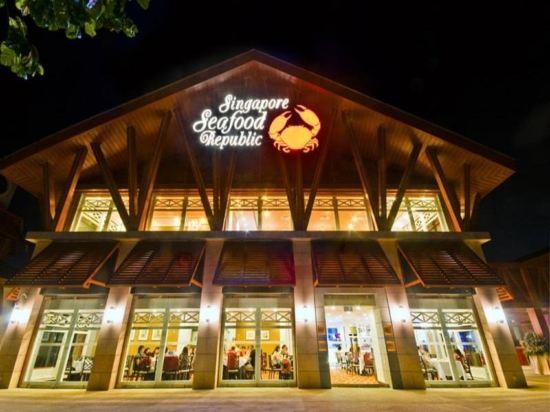 新加坡聖淘沙名勝世界逸濠酒店(Resorts World Sentosa - Equarius Hotel Singapore)外觀