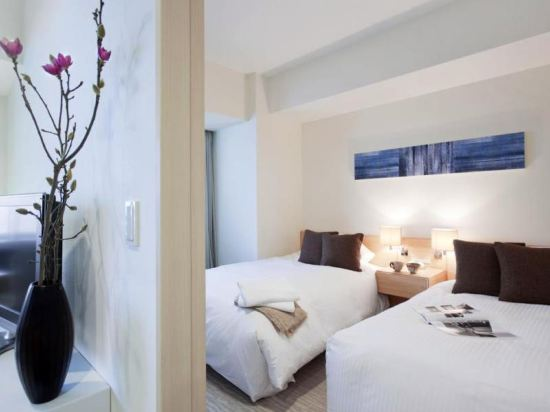 南海大阪輝盛國際公寓(Fraser Residence Nankai Osaka)一臥室公寓