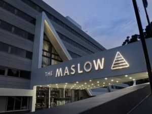 桑頓馬斯洛酒店(The Maslow Hotel, Sandton)