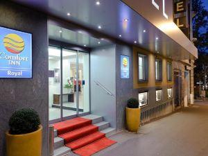 Comfort Hotel 蘇黎世皇家酒店(Comfort Hotel Royal Zurich)