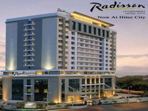 海得拉巴海泰克麗笙酒店(Radisson Hyderabad Hitec City)