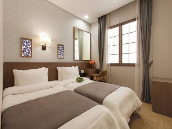首爾明洞洛伊斯酒店(Loisir Hotel Seoul Myeongdong)商務房(無窗)