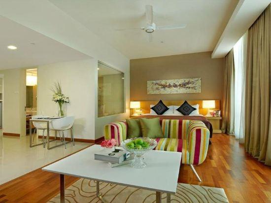 吉隆坡輝盛國際公寓(Fraser Place Kuala Lumpur)豪華一室房
