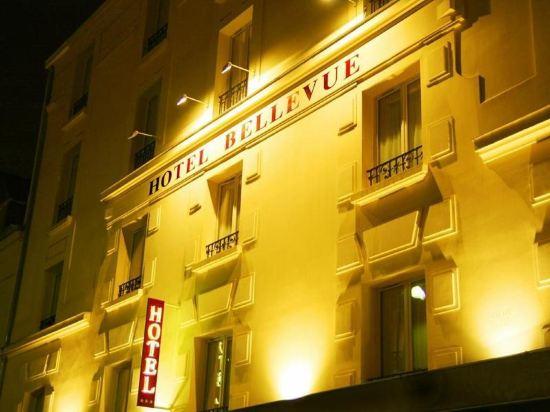 巴黎蒙馬特貝爾維尤酒店(Hôtel Bellevue Montmartre Paris)