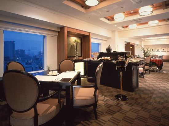 大阪麗嘉皇家酒店(Rihga Royal Hotel)總統塔翼-標準雙床房
