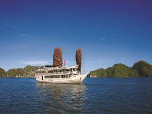 下龍灣銀河頂級游輪(Galaxy Premium Cruises Halong Bay)