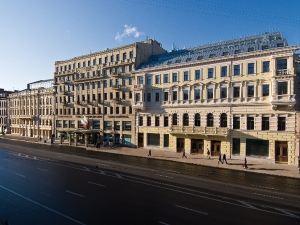 克林希亞酒店(Corinthia Hotel Saint Petersburg)
