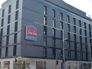 法蘭克福中心星光酒店(Star Inn Hotel Frankfurt Centrum)