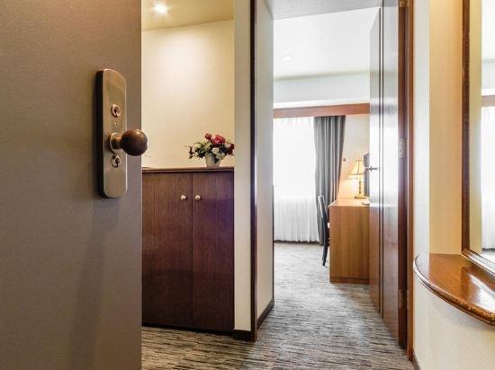 札幌大通內絲特酒店(Nest Hotel Sapporo Odori)公共區域