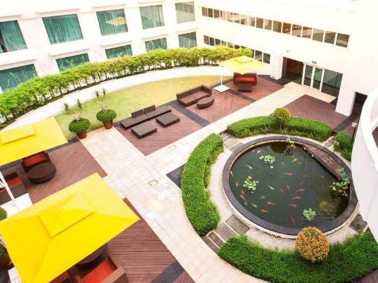 新加坡悅樂樟宜酒店(Village Hotel Changi by Far East Hospitality)高級房