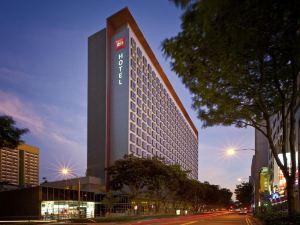 新加坡明古連街宜必思酒店(Ibis Singapore on Bencoolen)