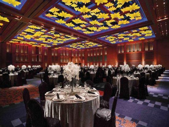 新加坡聖淘沙名勝世界逸濠酒店(Resorts World Sentosa - Equarius Hotel Singapore)餐廳
