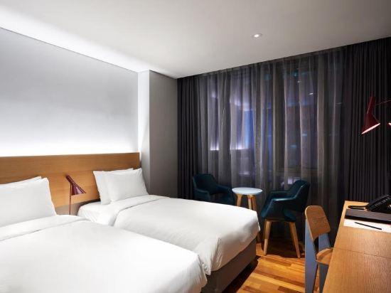 首爾陪圖江南酒店(Hotel Peyto Gangnam Seoul)豪華家庭房