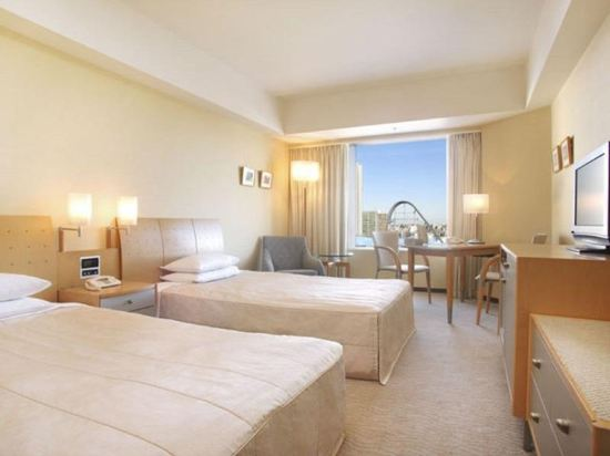 東京巨蛋酒店(Tokyo Dome Hotel)雙床房A