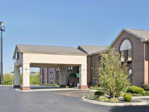 路易斯威爾機場SW戴斯酒店(Days Inn & Suites Louisville Airport SW)