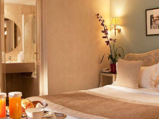 巴黎貝羅酒店(Belloy Saint-Germain Paris)豪華房