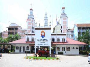 新山蓮花迪沙魯海灘度假村(Lotus Desaru Beach Resort Johor Bahru)