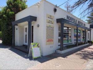 阿德萊德諾福克汽車旅館(Norfolk Motor Inn  Adelaide)