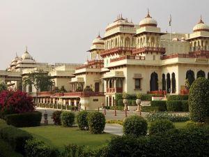 蘭巴皇宮酒店(Rambagh Palace Hotel)