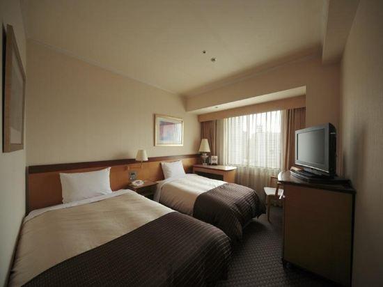 大阪阪神酒店(Hotel Hanshin Osaka)經濟雙床房