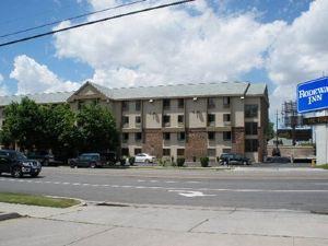 鹽湖城羅德威旅館(Rodeway Inn Salt Lake City)