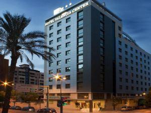 瓦倫西亞中心酒店(Hotel Valencia Center)