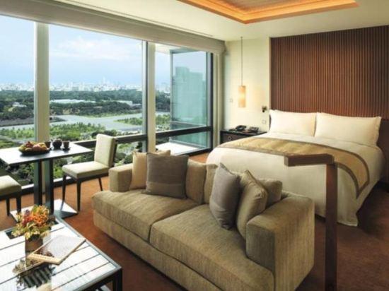 東京半島酒店(The Peninsula Tokyo)特級豪華客房