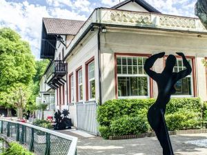 摩爾根庫爾城堡酒店(Schlosshotel Molkenkur)