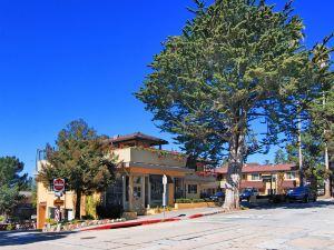 卡梅爾貝斯特韋斯特連排別墅式酒店(Best Western Carmel's Town House Lodge)