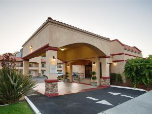 聖克拉拉貝斯特韋斯特酒店(BEST WESTERN Inn Santa Clara)