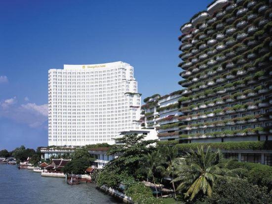 曼谷香格里拉大酒店(Shangri-La Hotel Bangkok)香格里拉樓豪華河景客房