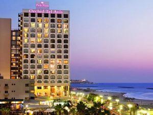 蘭花麗亭酒店(Park Plaza Orchid Tel Aviv)