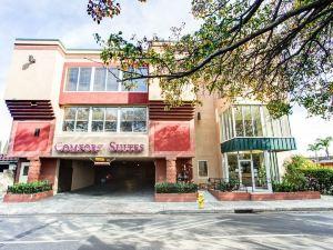 聖何塞機場舒適套房酒店(Comfort Suites San Jose Airport)