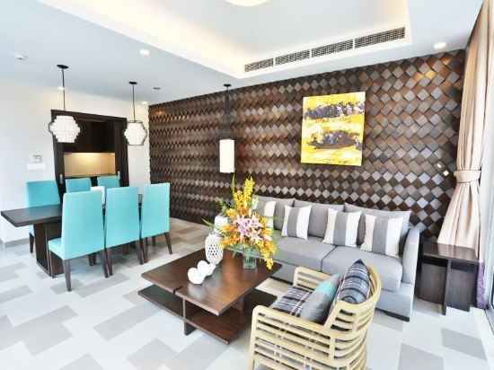 峴港雅高尊貴度假村(Premier Village Danang Resort Managed by AccorHotels)花園景兩卧室別墅