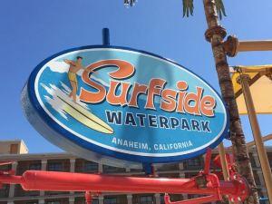 阿納海姆主題公園入口萬怡酒店(Courtyard Anaheim Theme Park Entrance)