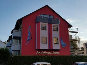 哥特索爾城堡酒店(Hotel am Gottesauer Schloss)