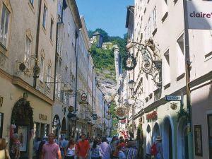 布里斯托爾酒店(Hotel Bristol Salzburg)