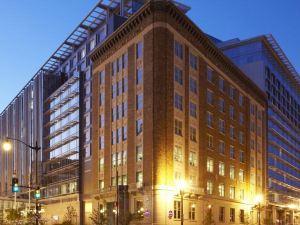 華盛頓馬奎斯萬豪酒店(Washington Marriott Marquis)