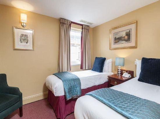 倫敦賈德酒店(Judd Hotel London)雙床房