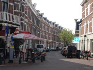 歐泊里齊特斯特拉特住宿加早餐旅館(Bed & Breakfast Obrechtstraat)