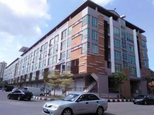 阿達哈哥達巴魯套房公寓(Adha Studio & Suite Kota Bharu)